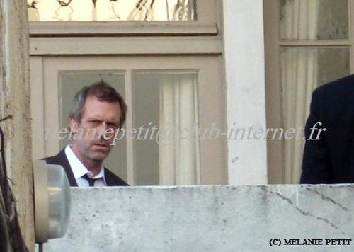 Hugh Laurie- May 2011