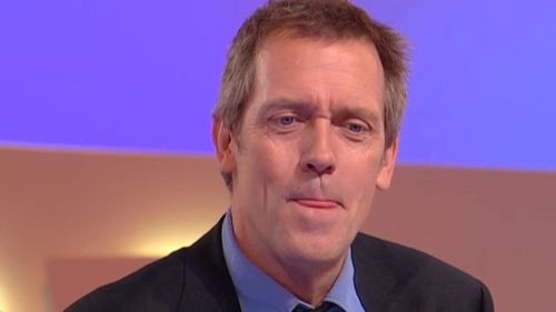 Hugh Laurie-Paris