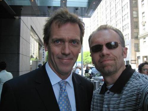 Hugh Laurie+fã