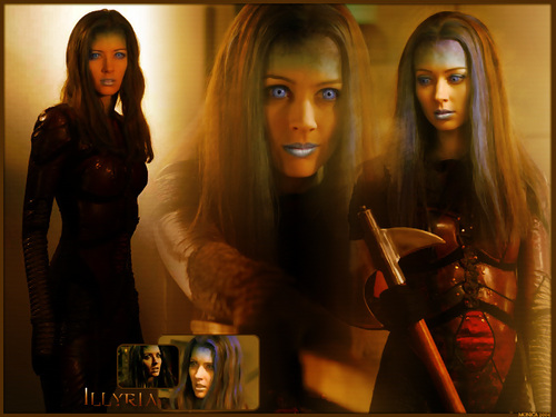 Illyria wallpaper called Illyria