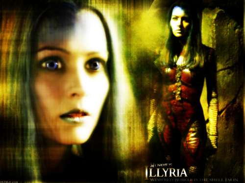 Illyria wallpaper titled Illyria