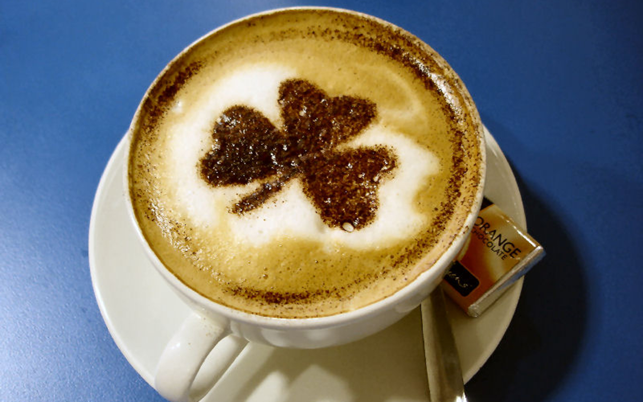 Irish Coffee - Coffee Wallpaper (25055658) - Fanpop