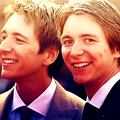 James & Oliver/Fred & George - famous-twins photo