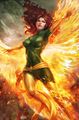 Jean Grey - x-men fan art