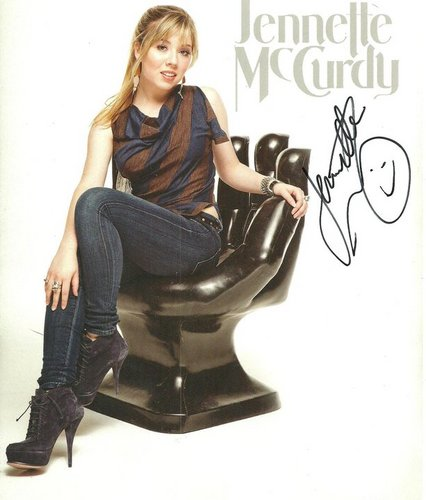 Jennette McCurdy Обои entitled Jennette McCurdy