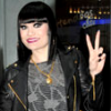 Jessie J photo probably with a surcoat, an overgarment, and a coatdress entitled Jessie Icons