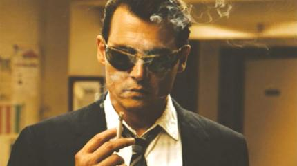 Johnny Depp The ram Diary-Screencaps - Video Magazine PORT