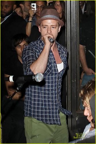 Justin Timberlake: Southern Hospitality Surprise!