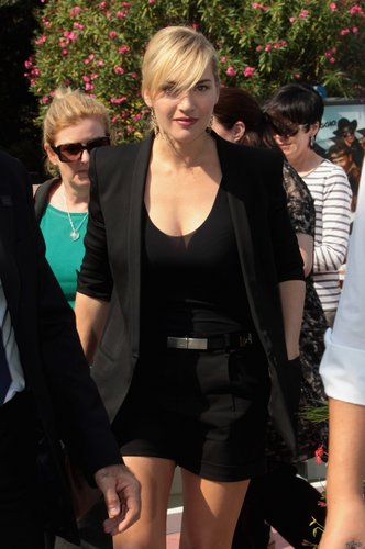 KAte Winslet at 68th Annual Venice International Film Festival: Mildred Pierce Photocall