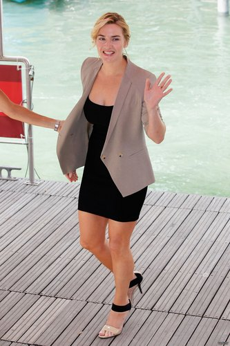 Kate Winslet at 68th Annual Venice International Film Festival: Carnage Photocall 01.09.2011