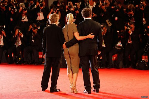 Kate Winslet at 68th Annual Venice International Film Festival: Carnage Premiere