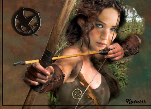 Katniss Everdeen - katniss-everdeen Photo