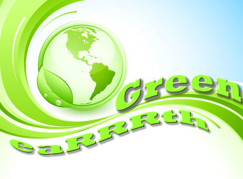 Keep Earth Green پیپر وال possibly containing a frozen yogurt entitled Keep Earth Green