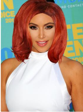 Kim Kardashian Hair - CelebrityStyle Photo (25098227)