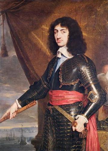 King Charles II - king-charles-ii Photo
