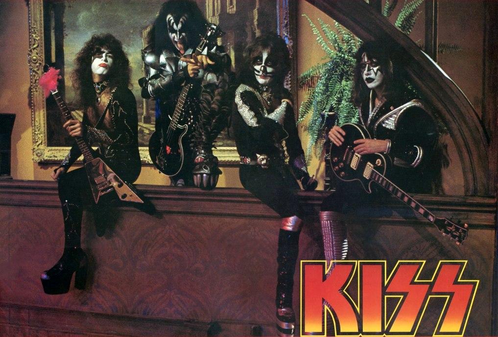 Kiss ~ Paul Lynde Halloween Special 1976