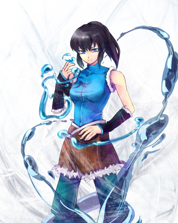 Korra - Avatar: The Legend of Korra Fan Art (25035376) - Fanpop