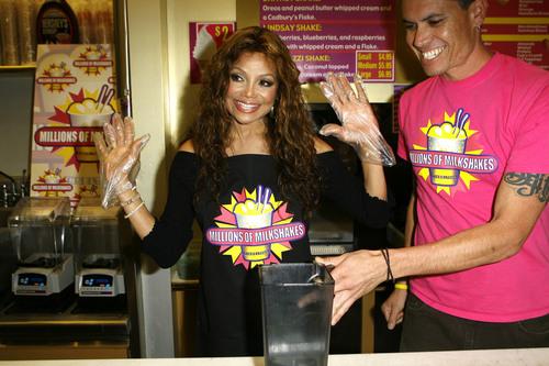 Latoya Jackson Millions of Milkshakes