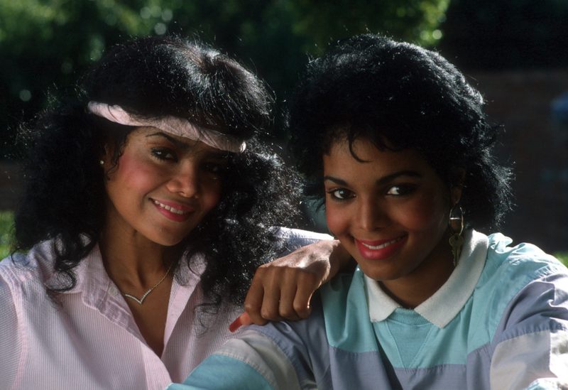 latoya and janet jackson - photo #5