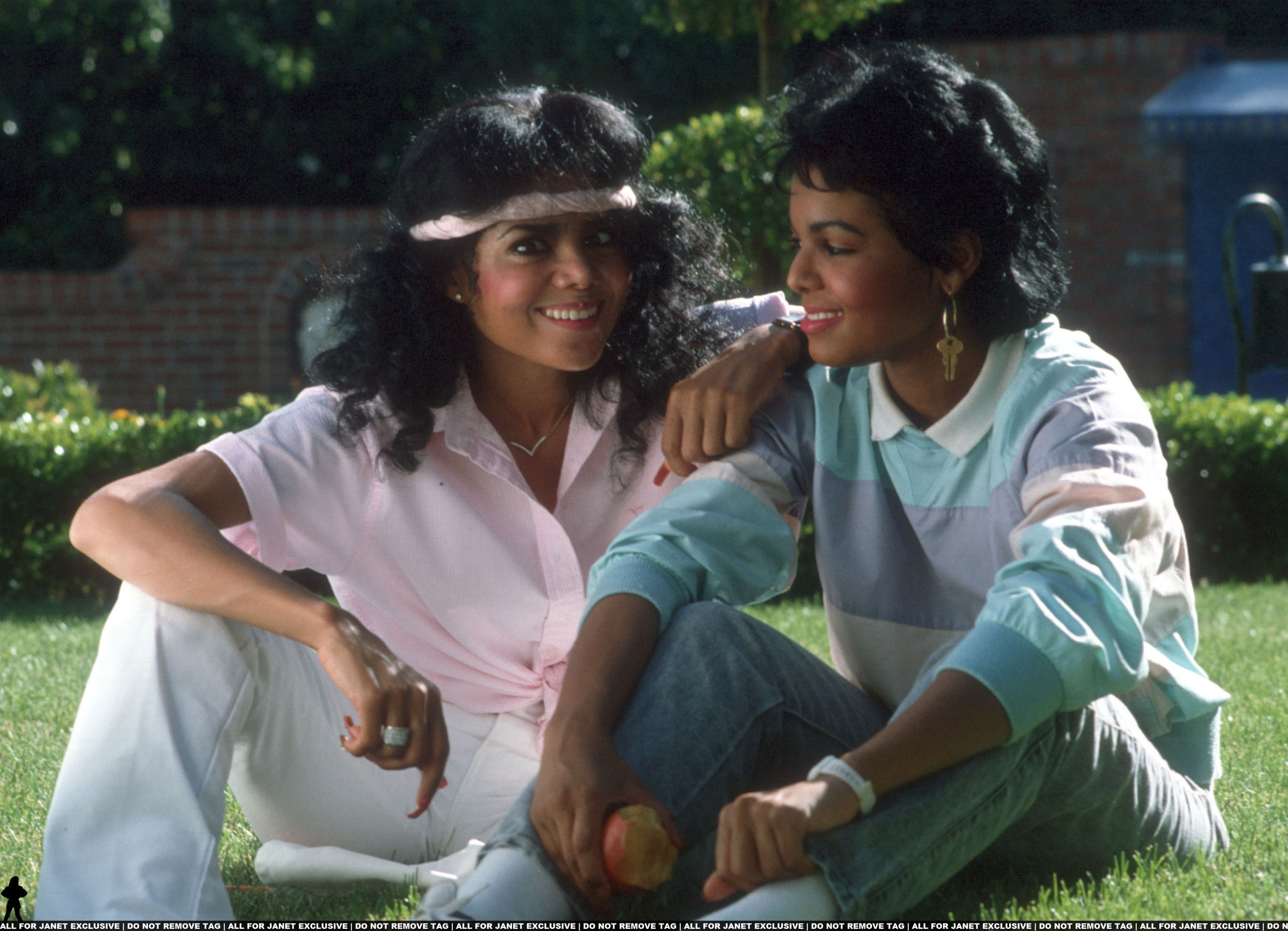 latoya and janet jackson - photo #10