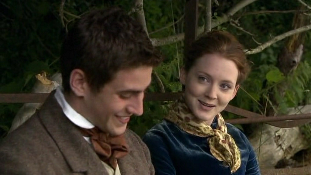 Lark Rise To Candleford Images Laura And Philip HD Wallpaper Background Photos