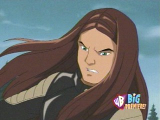 Laura - x-men Screencap