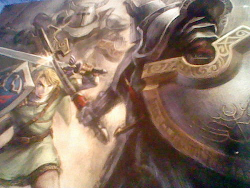 The Legend of Zelda wallpaper entitled Link looking HOT!!!!