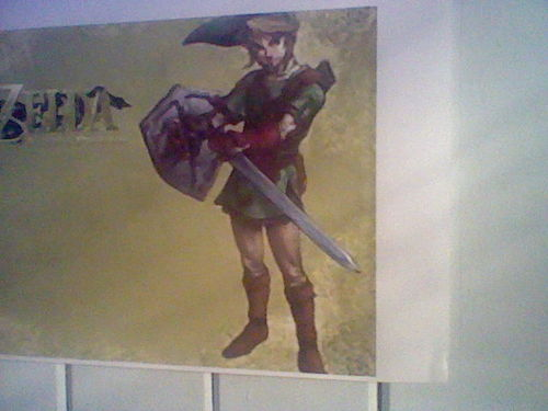 Link looking HOT!!!!