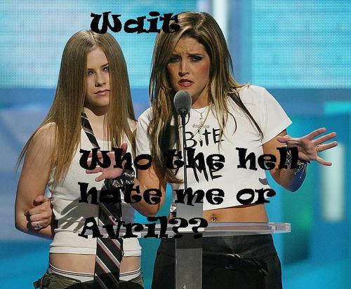 Lisa & Avril