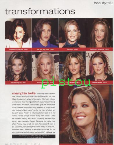 Lisa Marie Presley fond d'écran containing a portrait called Lisa