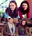 Lorelai and Rory ♥
