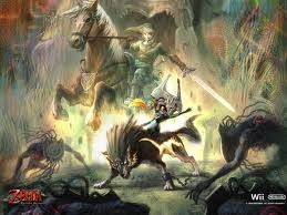 The Legend of Zelda: Twilight Princess images MIdna's True Form ...