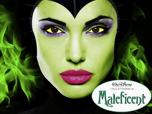 "Maleficent ""Mistress of All Evil"""