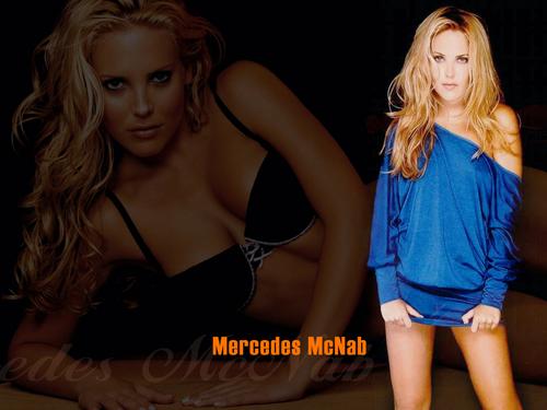 Mercedes McNab