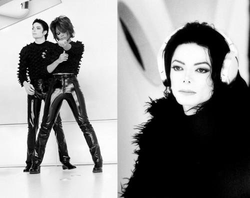 Michael Jackson a choco bear.......