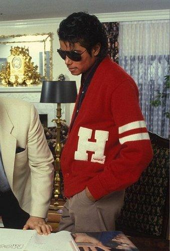 Michael Jackson cool