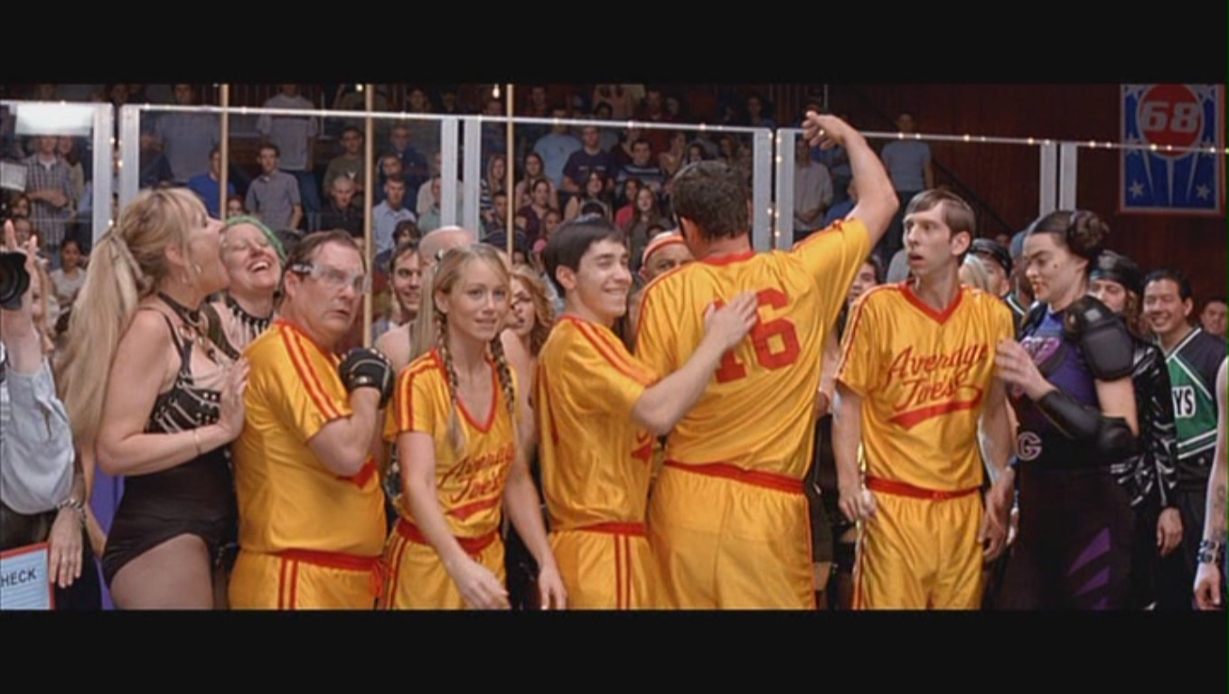 Pin Dodgeball Movie Pictures Rules Logo on Pinterest
