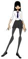 Monique Hogwarts Uniform