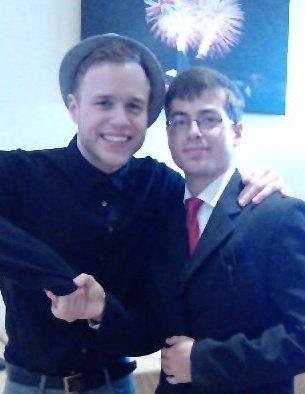 My Step Brother with olly murs!