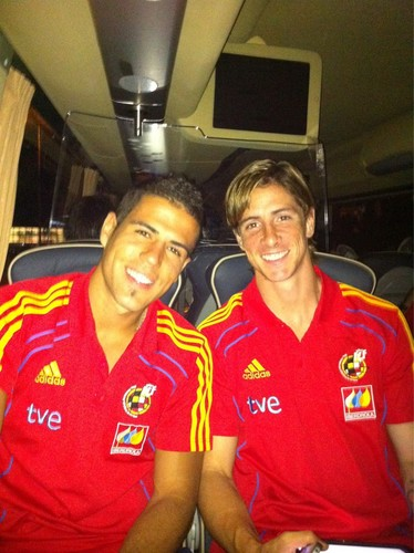Nando and Alvaro