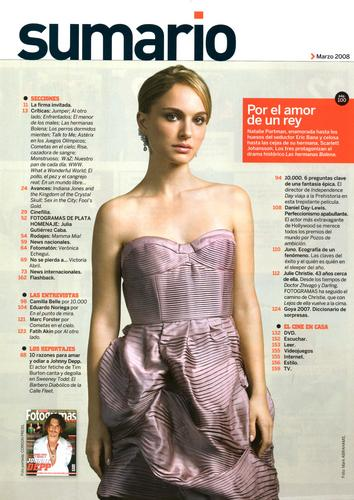 Natalie Portman ( Miscellaneous Photoshoots)