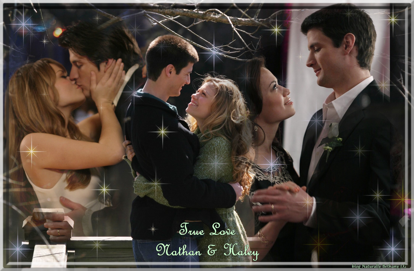 Nathan and Haley - True upendo