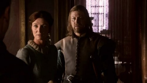 Ned & Catelyn