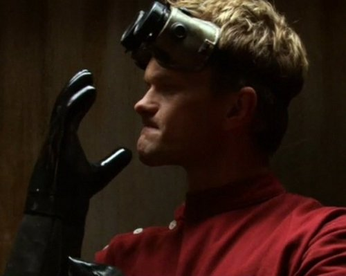 Neil is Doctor Horrible!!