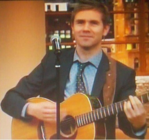 Neil on QVC Rose of Tralee Special 9/1/11