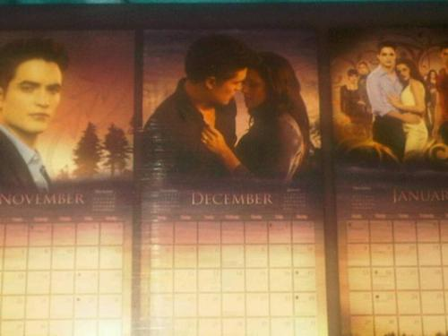 New Still from BD calender