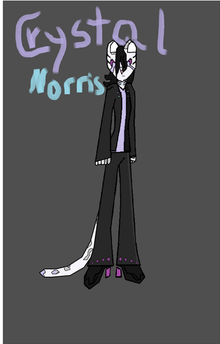 NorrForce characters (so far. I've got like thirty more.)