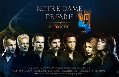 Notre dame de Paris !!! Can't wait to be in december :)