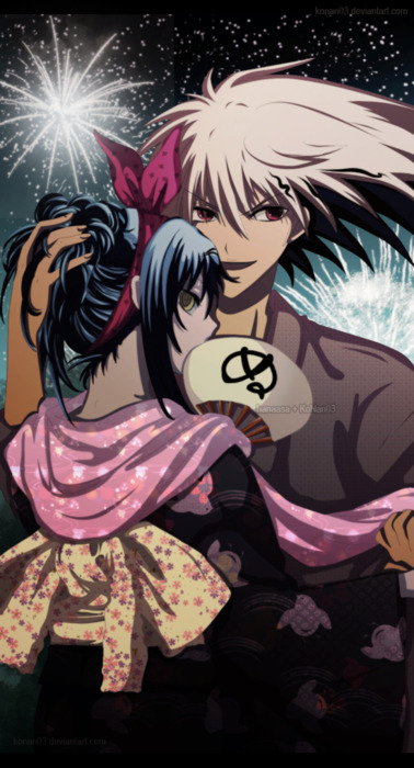 Nura rikuo and tsurara