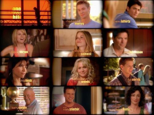 OTH Season 1, 2, 3, 8
